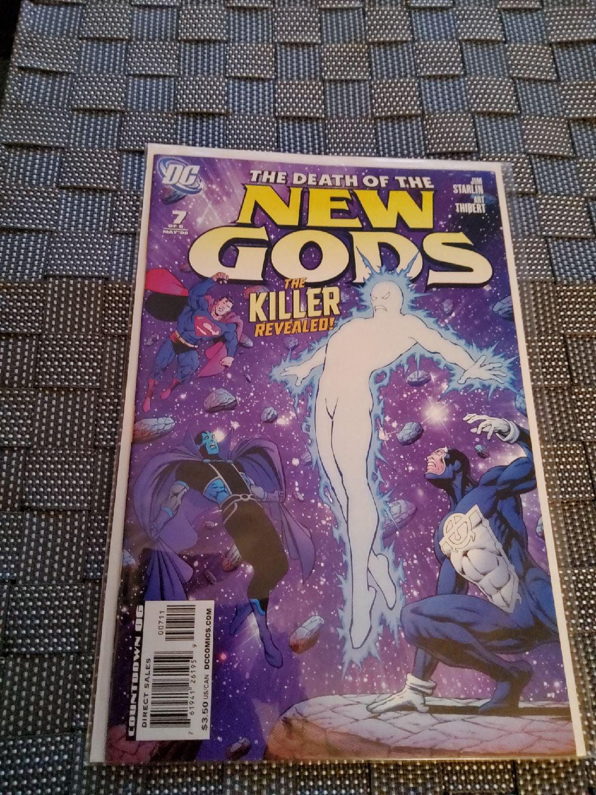 New gods thr killer revealed