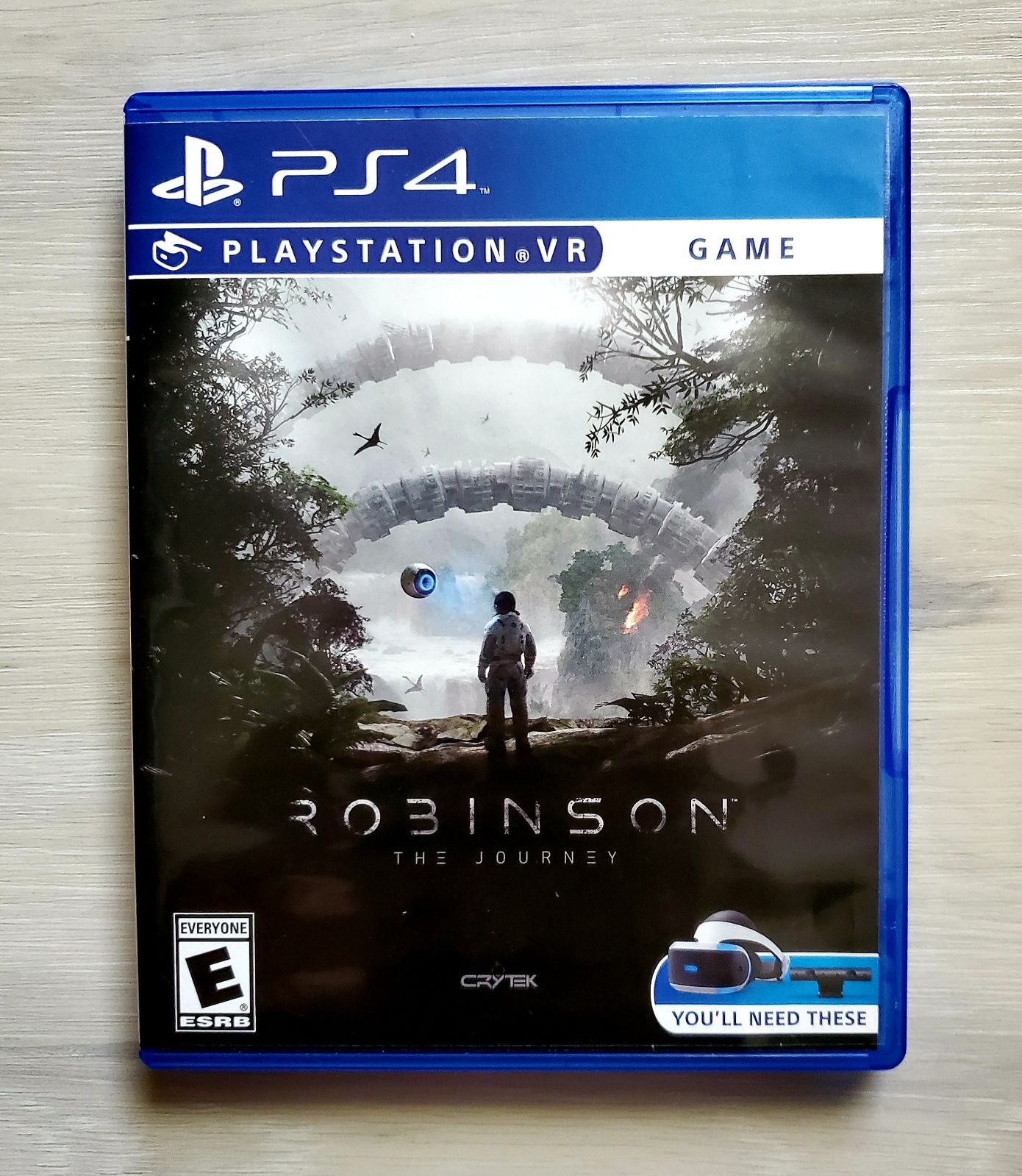 Robinson The Journey VR PlayStation 4 PS