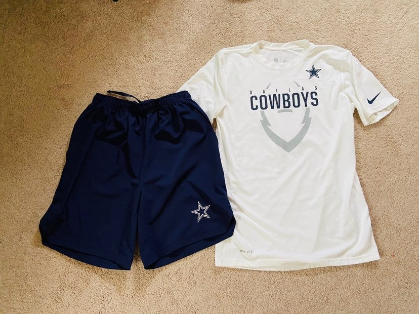 Boys Youth Nike Dallas Cowboys Outfit