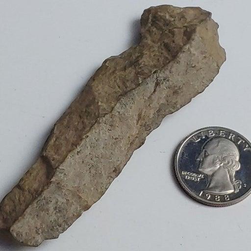 Very Rare Iroquois Indian Artifact Tool