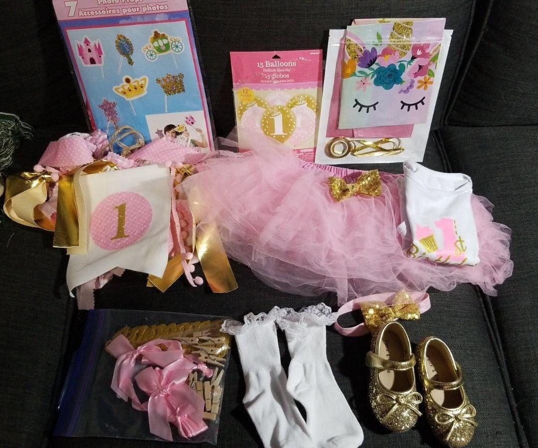 1st birthday bundle
