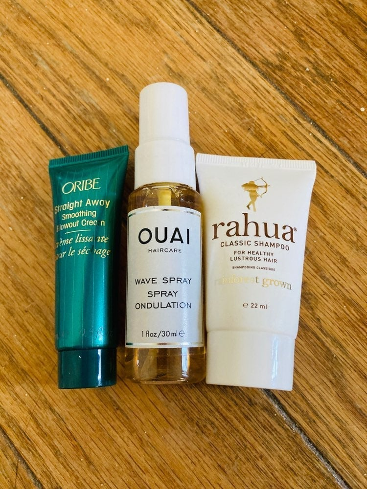 Haircare Travel Size Bundles
