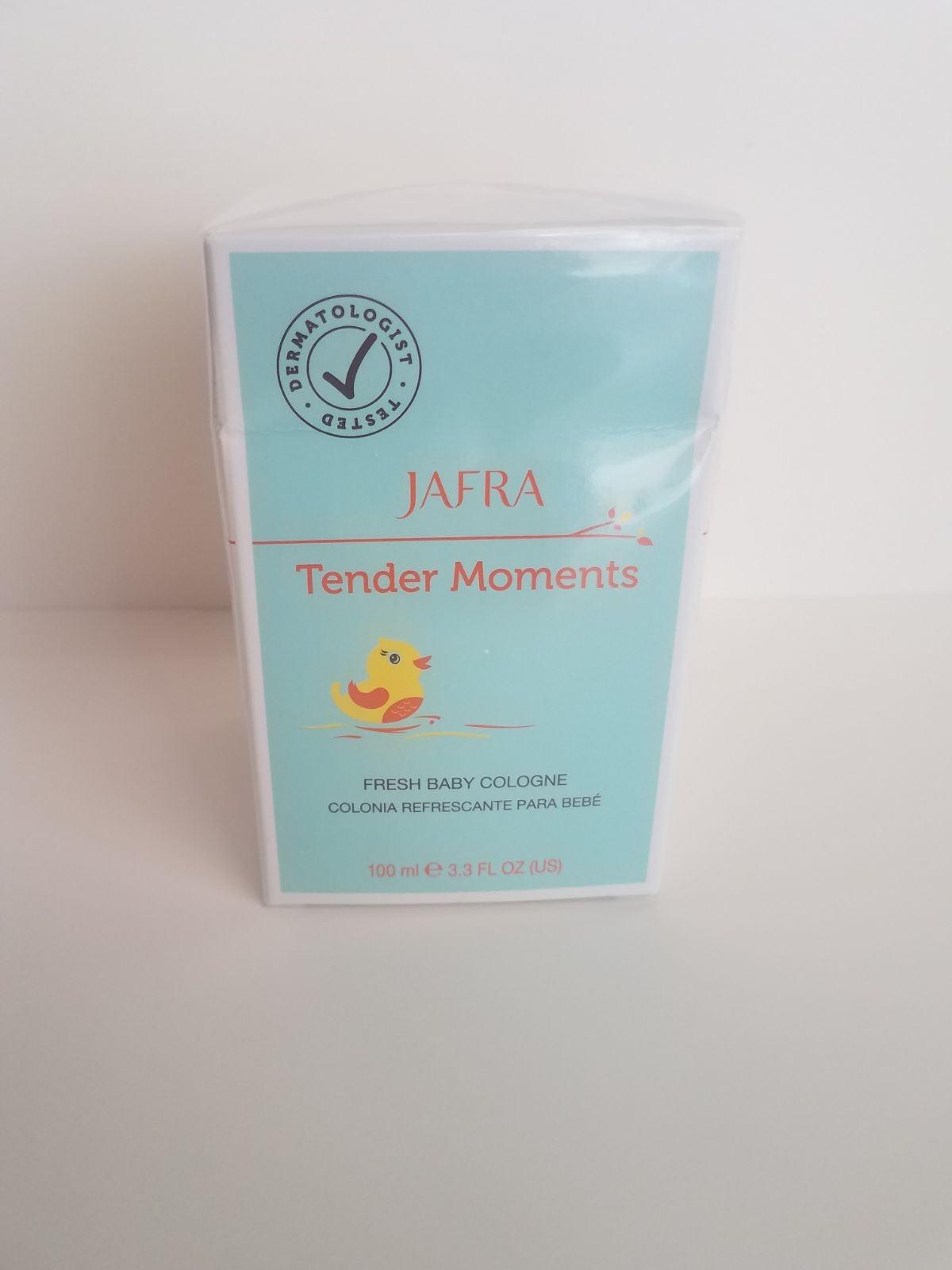 Jafra baby cologne Tender Moments