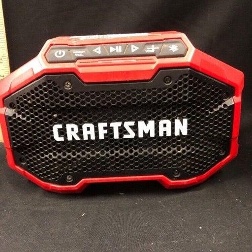 Craftsman Bluetooth radio/speaker