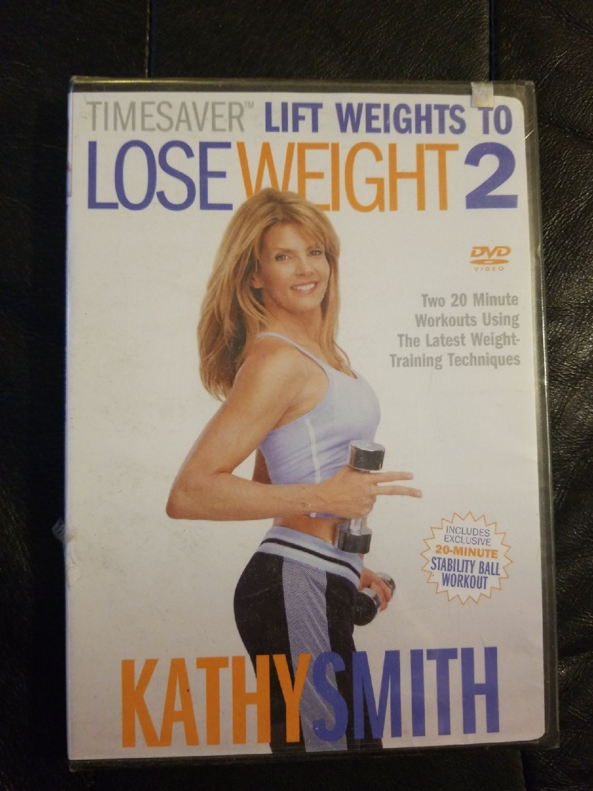 Kathy Smith Lift Weight To Lose Weight 2