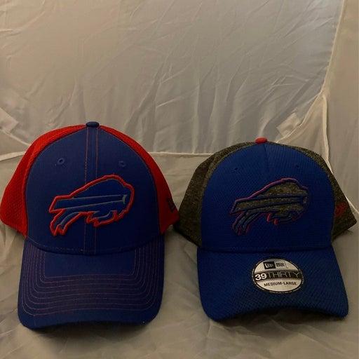 2 New Era Buffalo Bills 39thirty hats