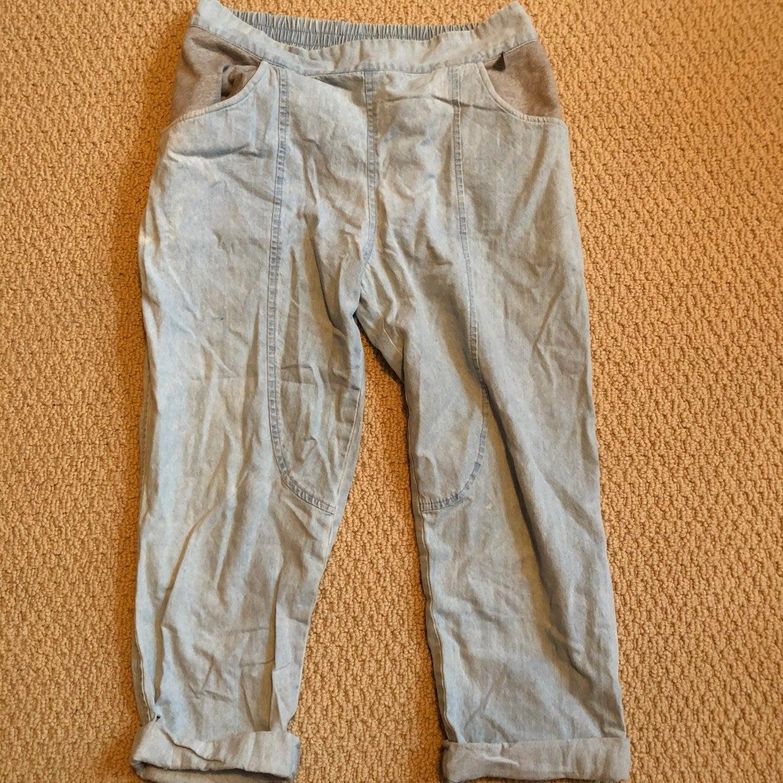 Tallow Loose 3/4 Pants