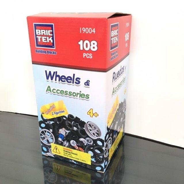 BRIC TEK Wheels & Accessories NIB