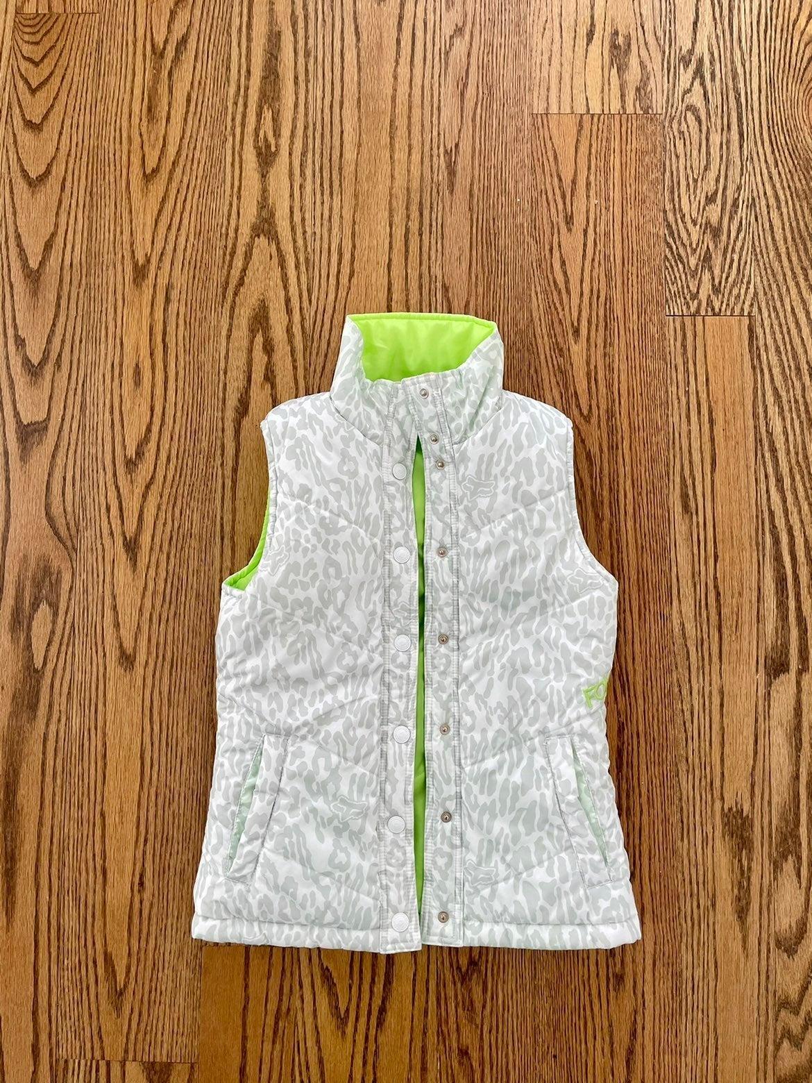 fox racing vest