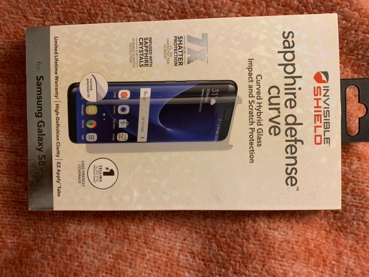 Samsung S8+ Accessory Bundle