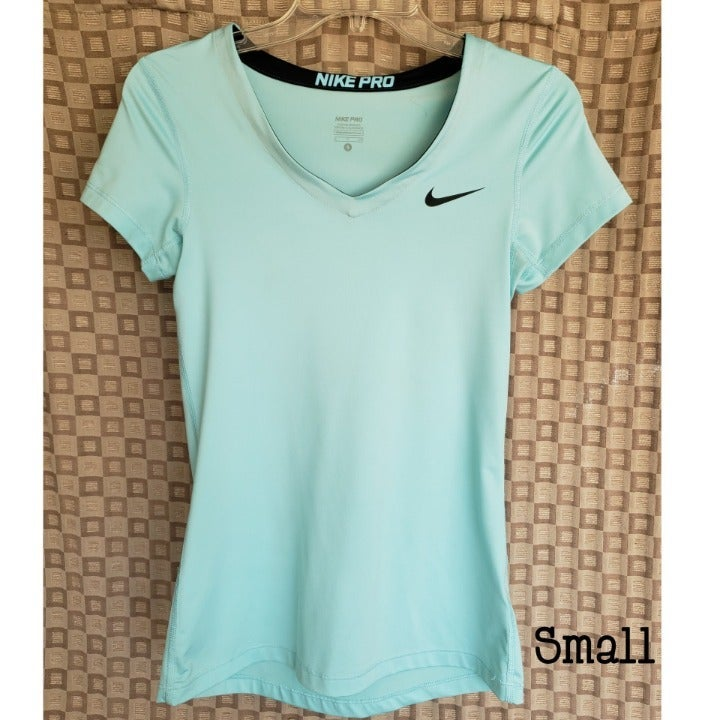 Nike PRO Dri FIT Core V-Neck Women's Top