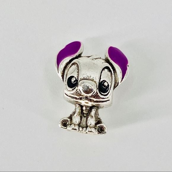 S925 Plated Stitch the Alien European