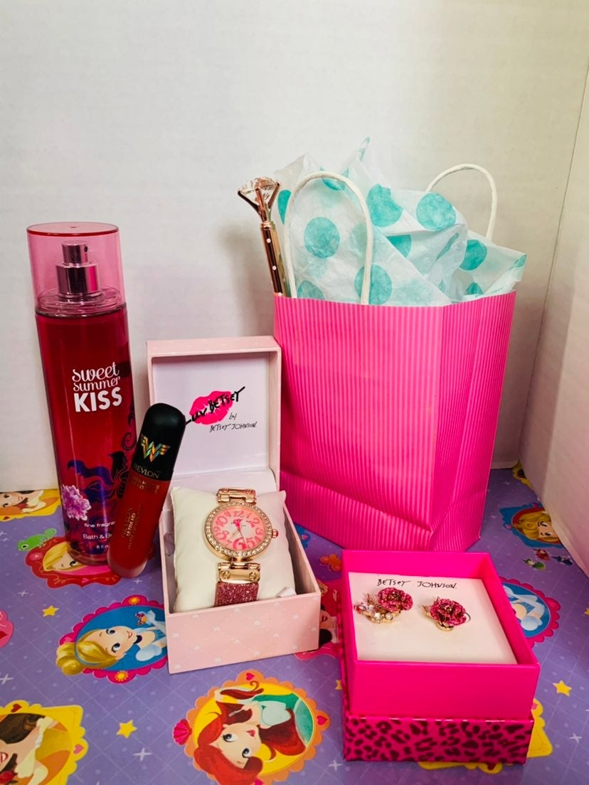Betsey Johnson Valentines Day Bundle