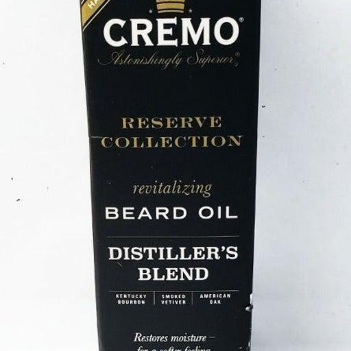 Blind Barber Pomade & Cremo Beard Oil Nw