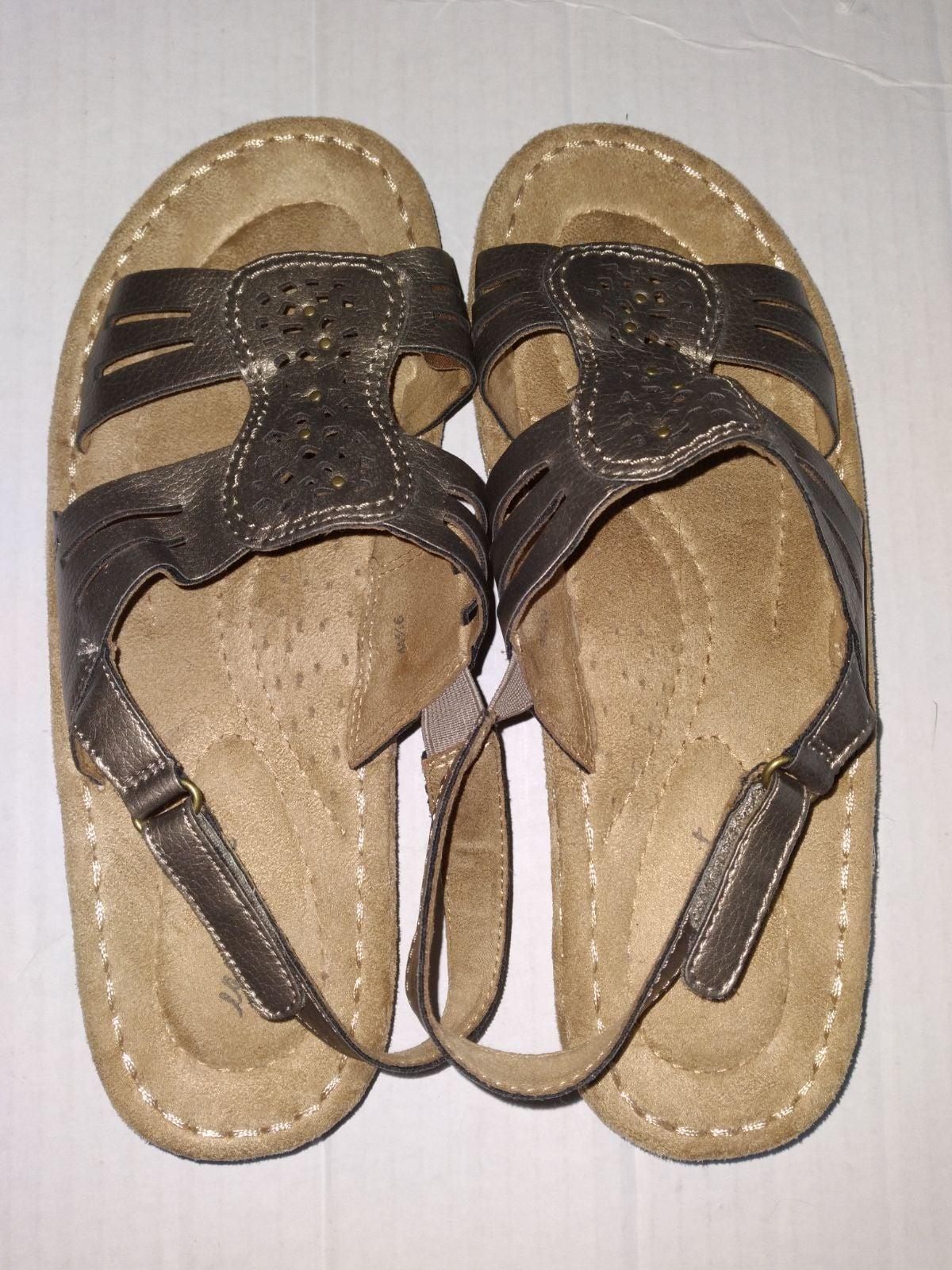 Sandals Easy Spirit upper leather