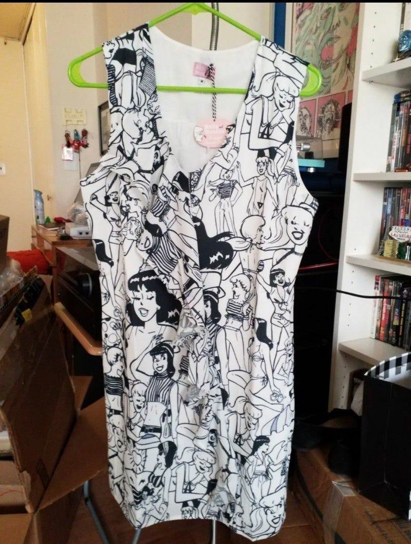 Archie Comics Betty Veronica Dress