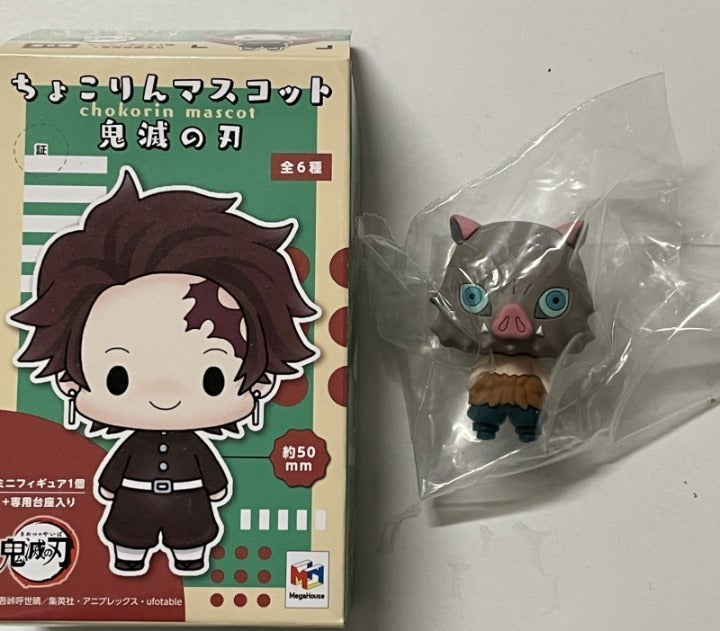Demon Slayer Chokorin Figure Inosuke