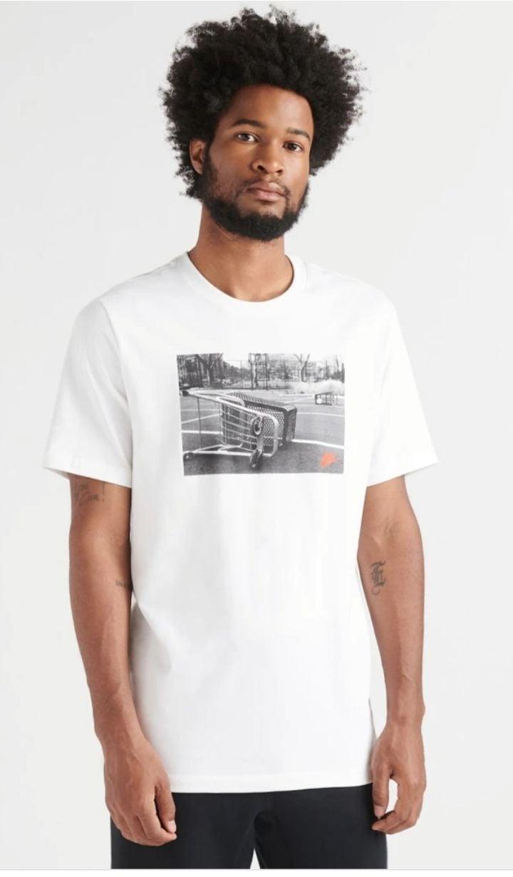 Nike Shopping Cart Graphic Tee- XL
