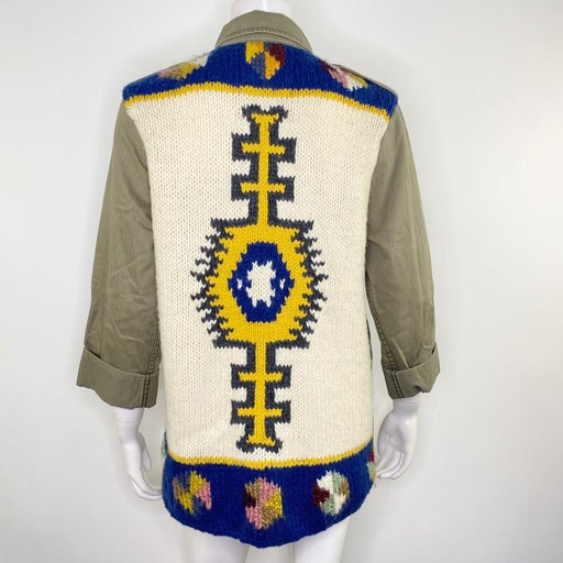 Daughters of the Liberation Knit Jacket