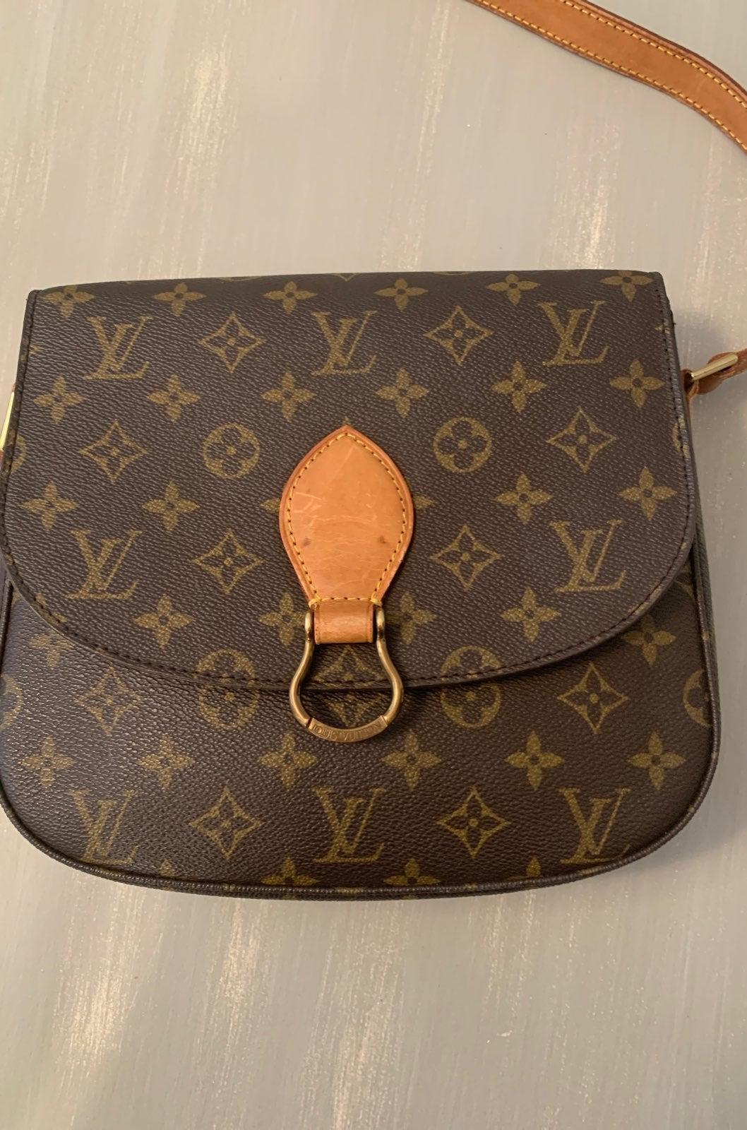 Louis Vuitton Saint Cloud GM crossbody