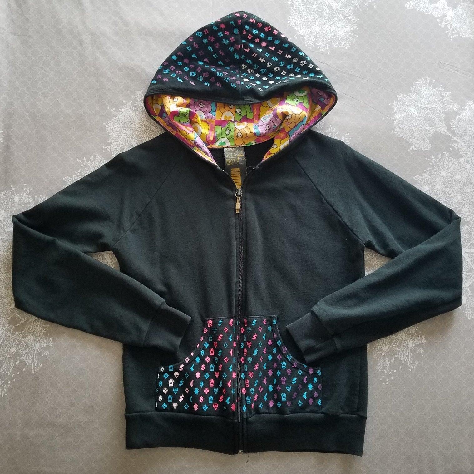 American Apparel x FreeGoldWatch hoodie