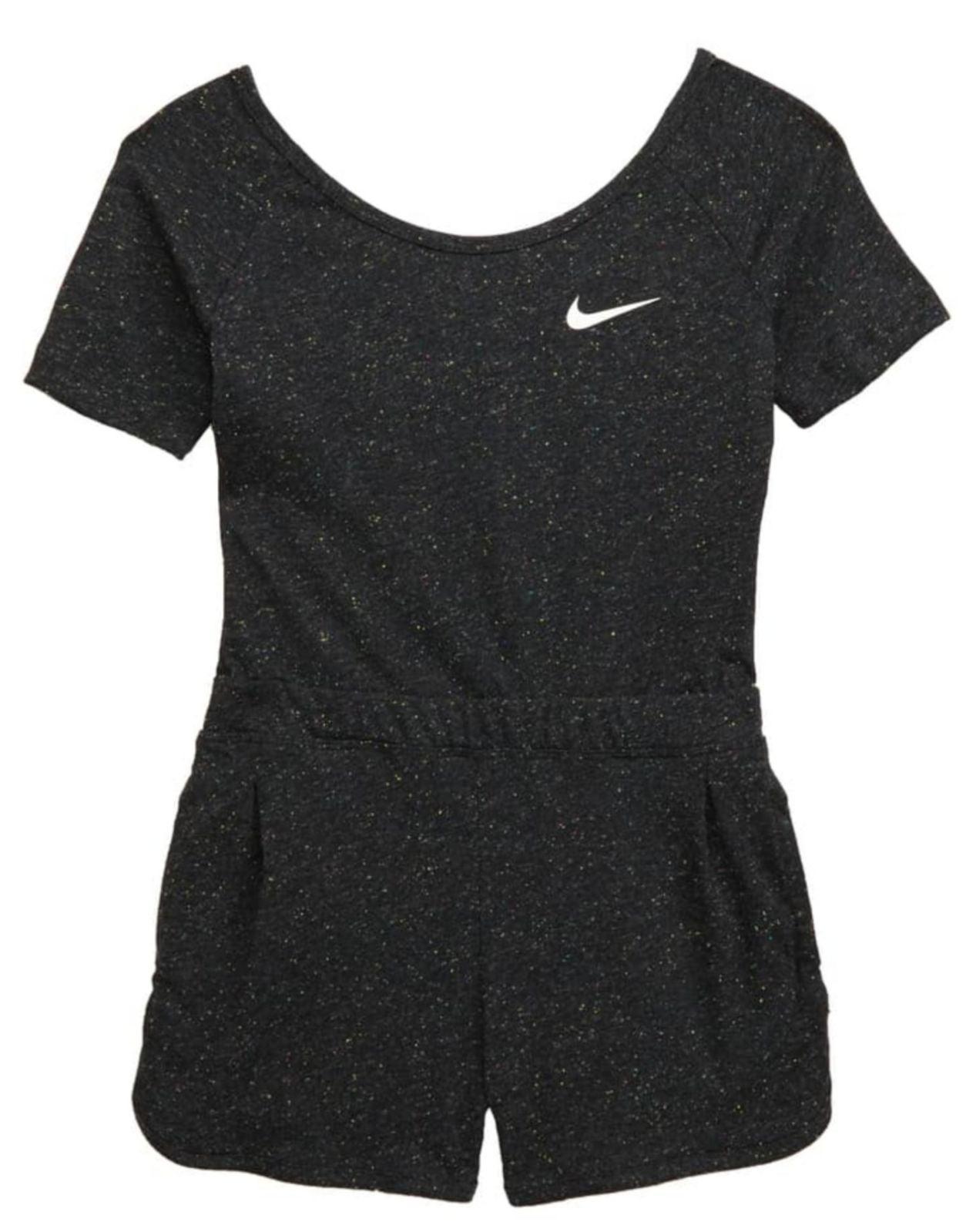 Girls Nike Short Romper