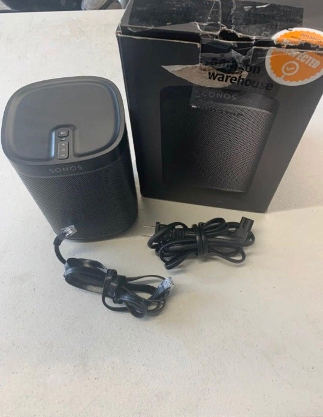 Sonos Play: 1 Smart Speaker - Black
