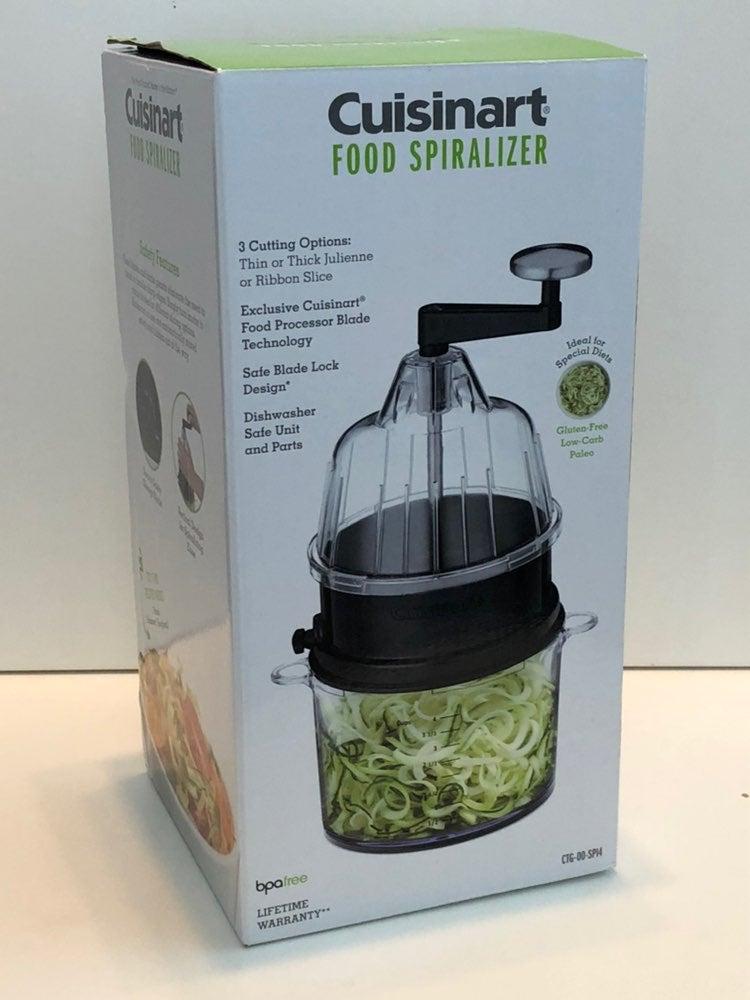 Cuisinart CTG-00-SPI4 Food Spiralizer