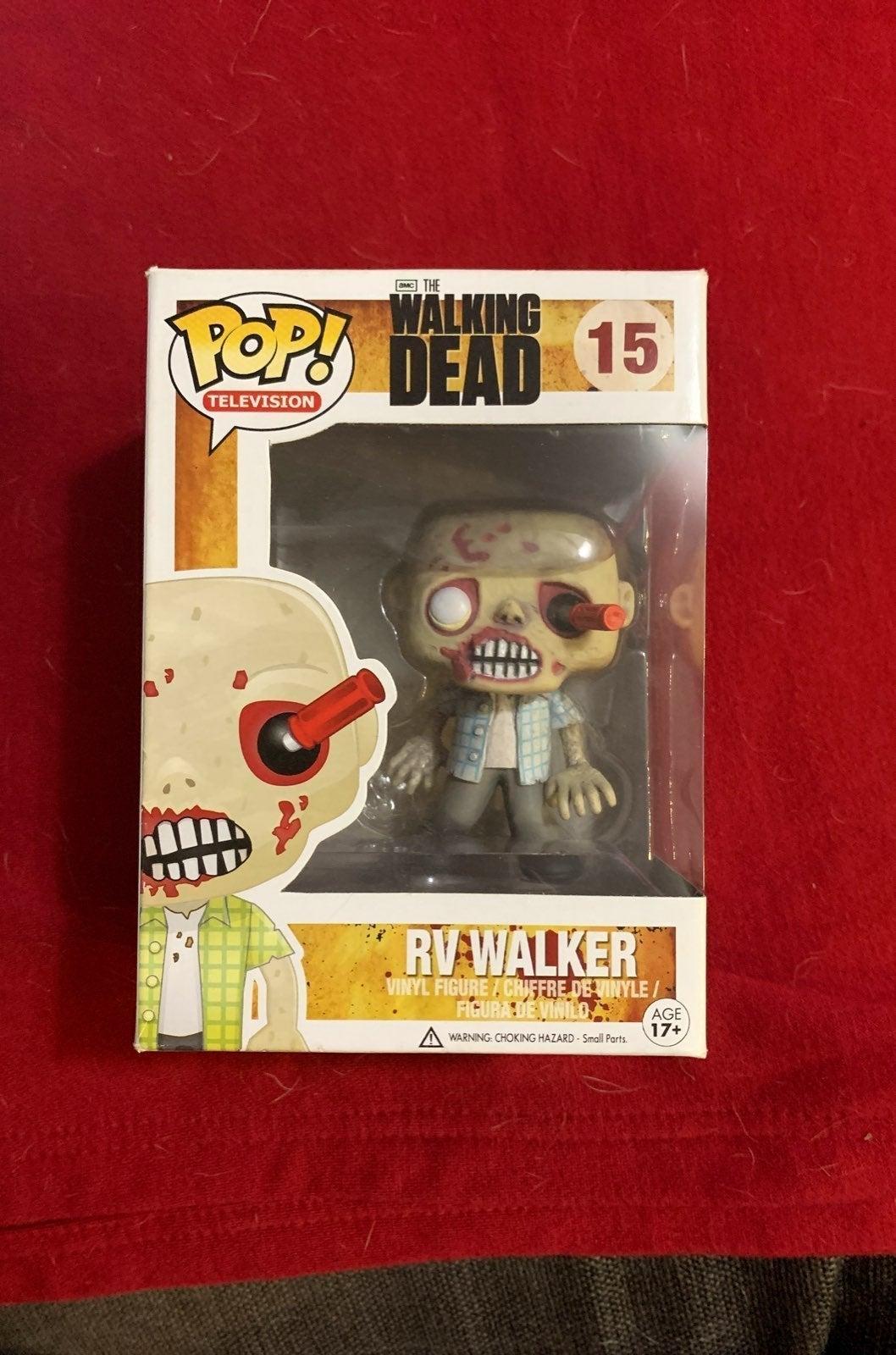 Walking Dead Funko Pop RV Walker # 15