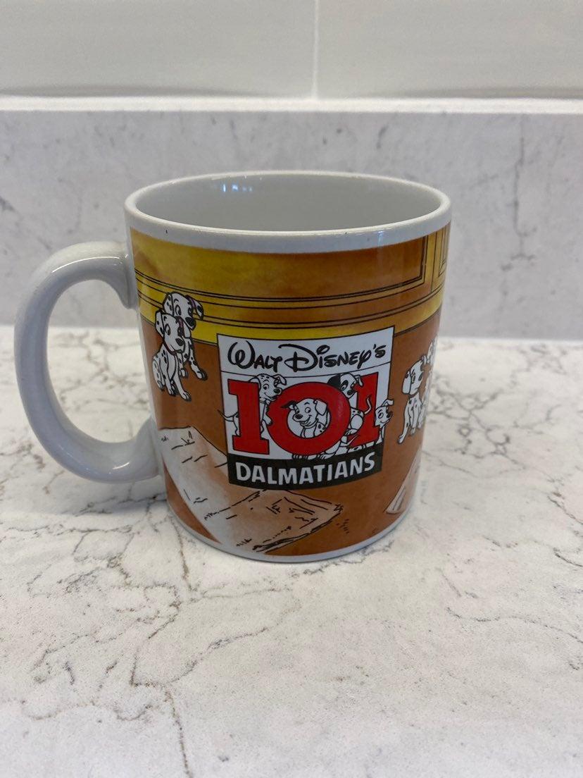 101 Dalmatians DISNEY Souvenir Mug
