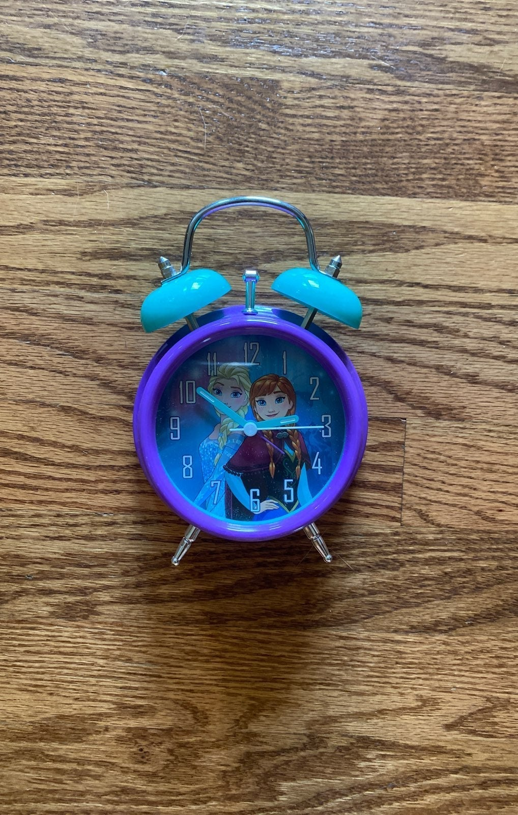 Disney Frozen Alarm Clock