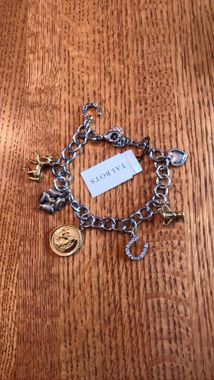 NWT Talbots Equestrian Bracelet