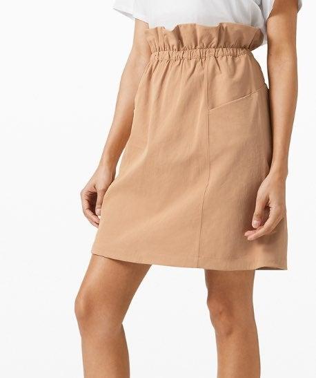 NWT lululemon skirt 6