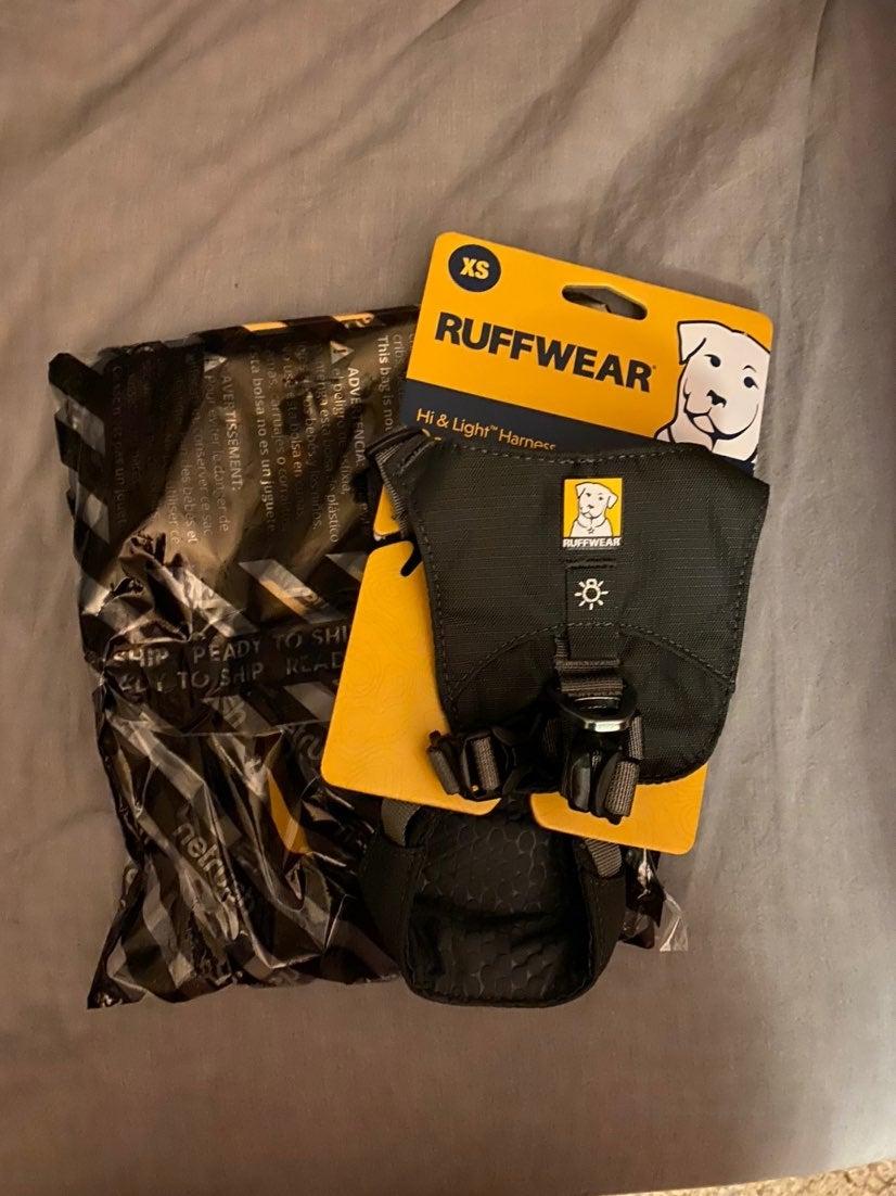 Ruffwear harnesses