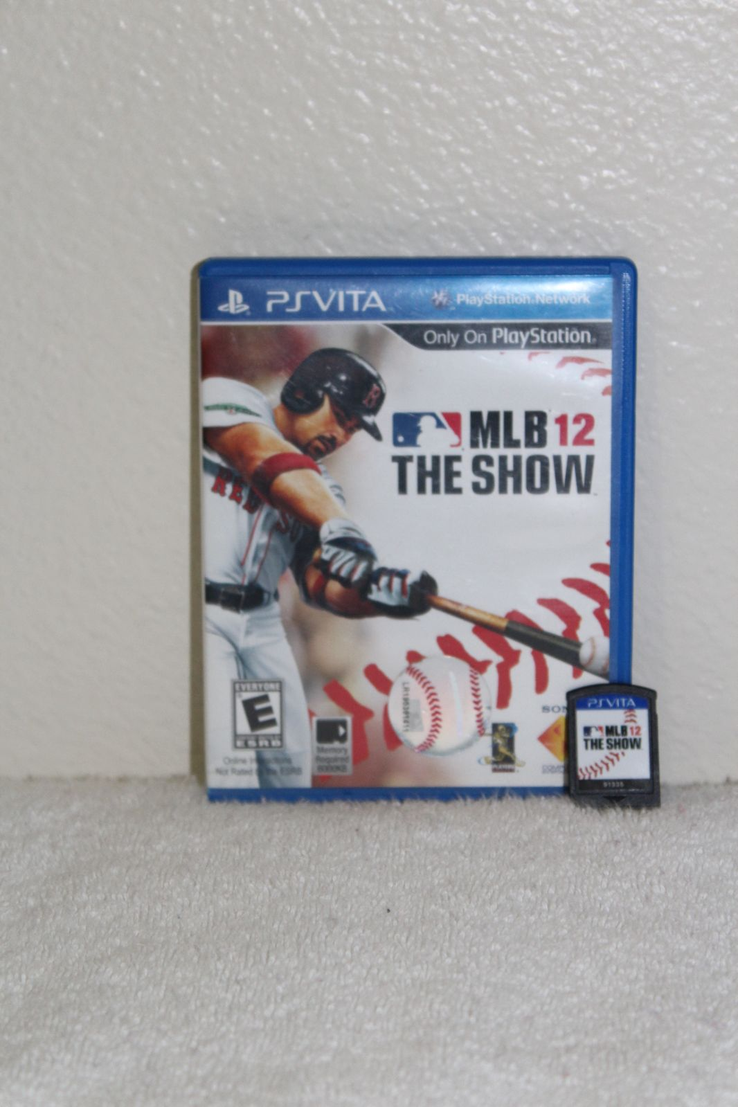 Mlb 12 the show game