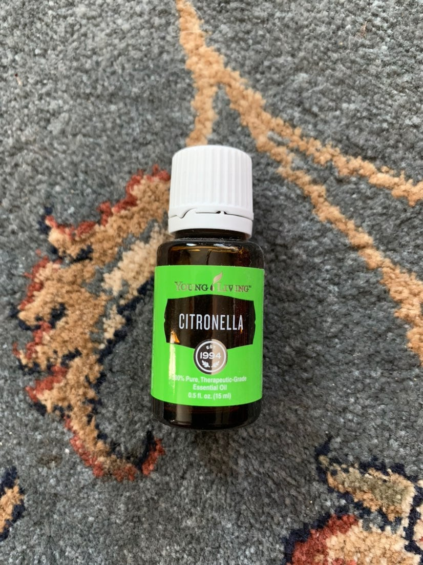 Young Living Essential Oil Citronella