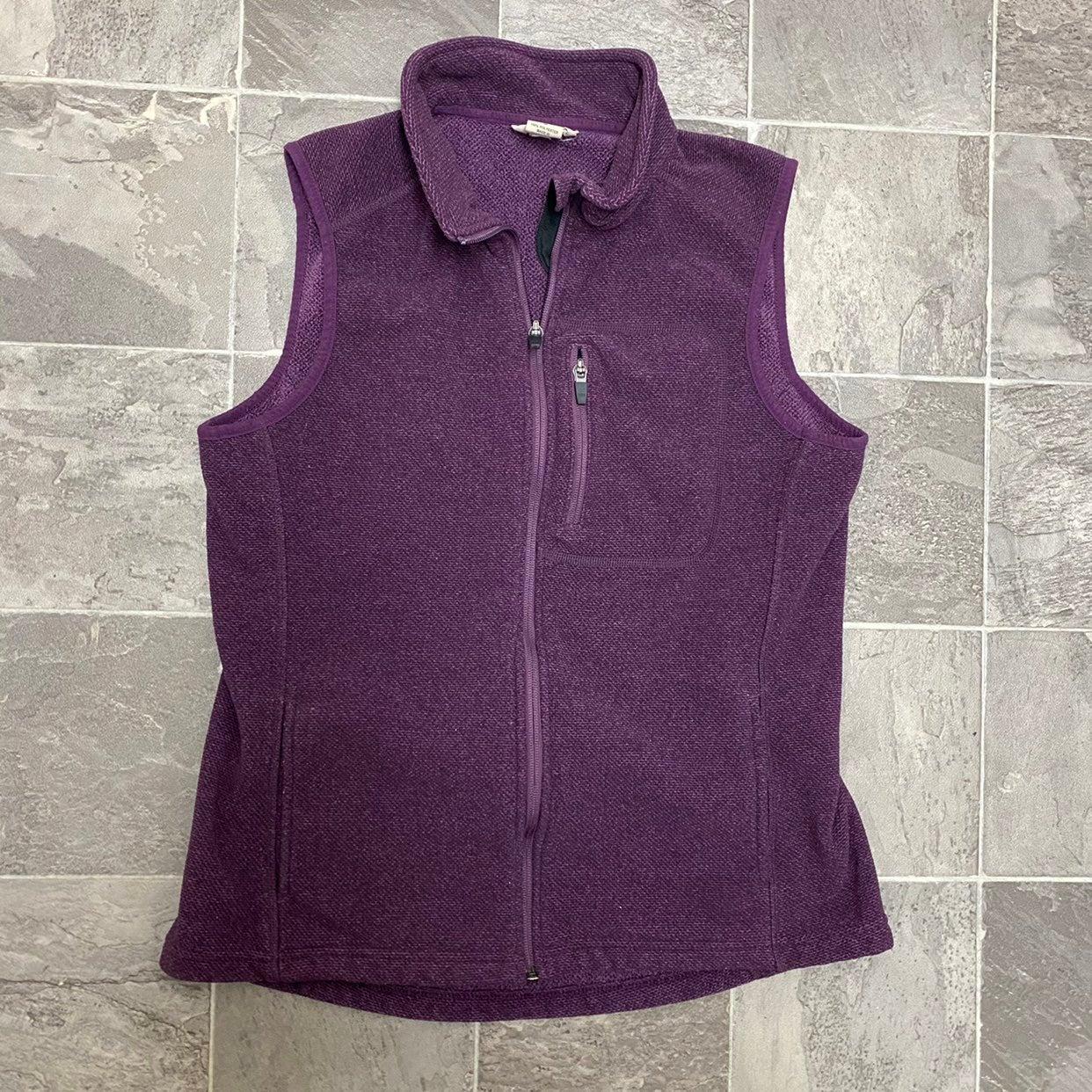 Womens Duluth Trading Co Fleece Vest
