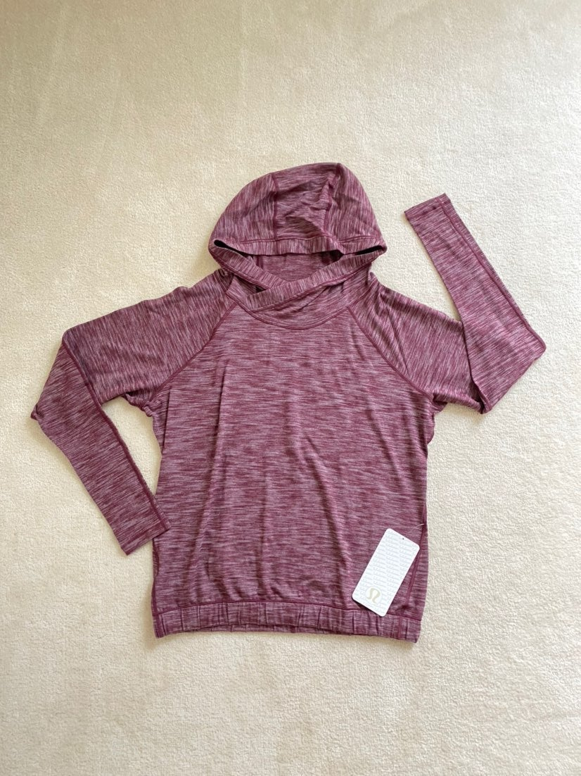 Lululemon Healthy Heart Pullover II NWT