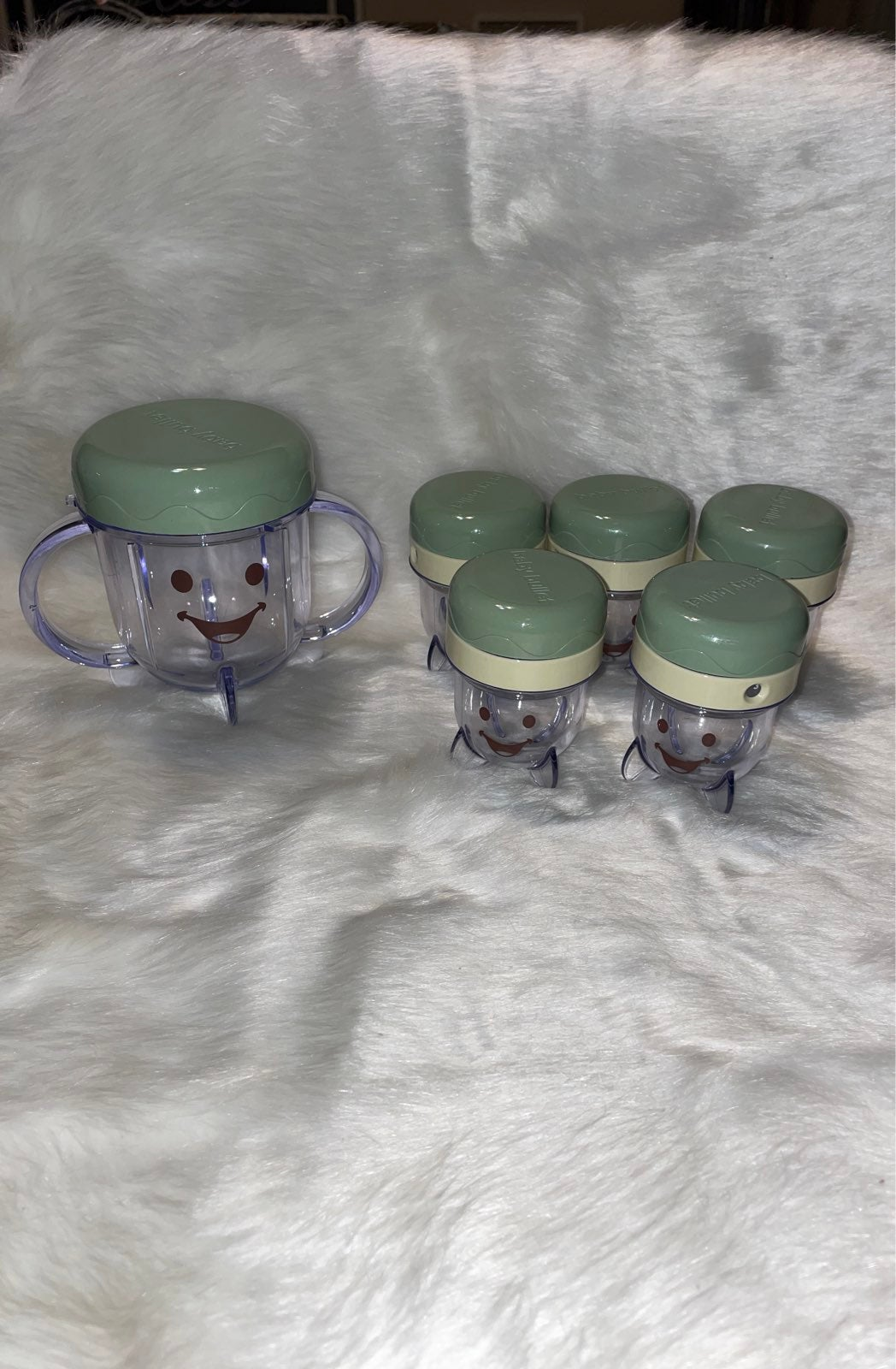Baby Bullet Storage Cups