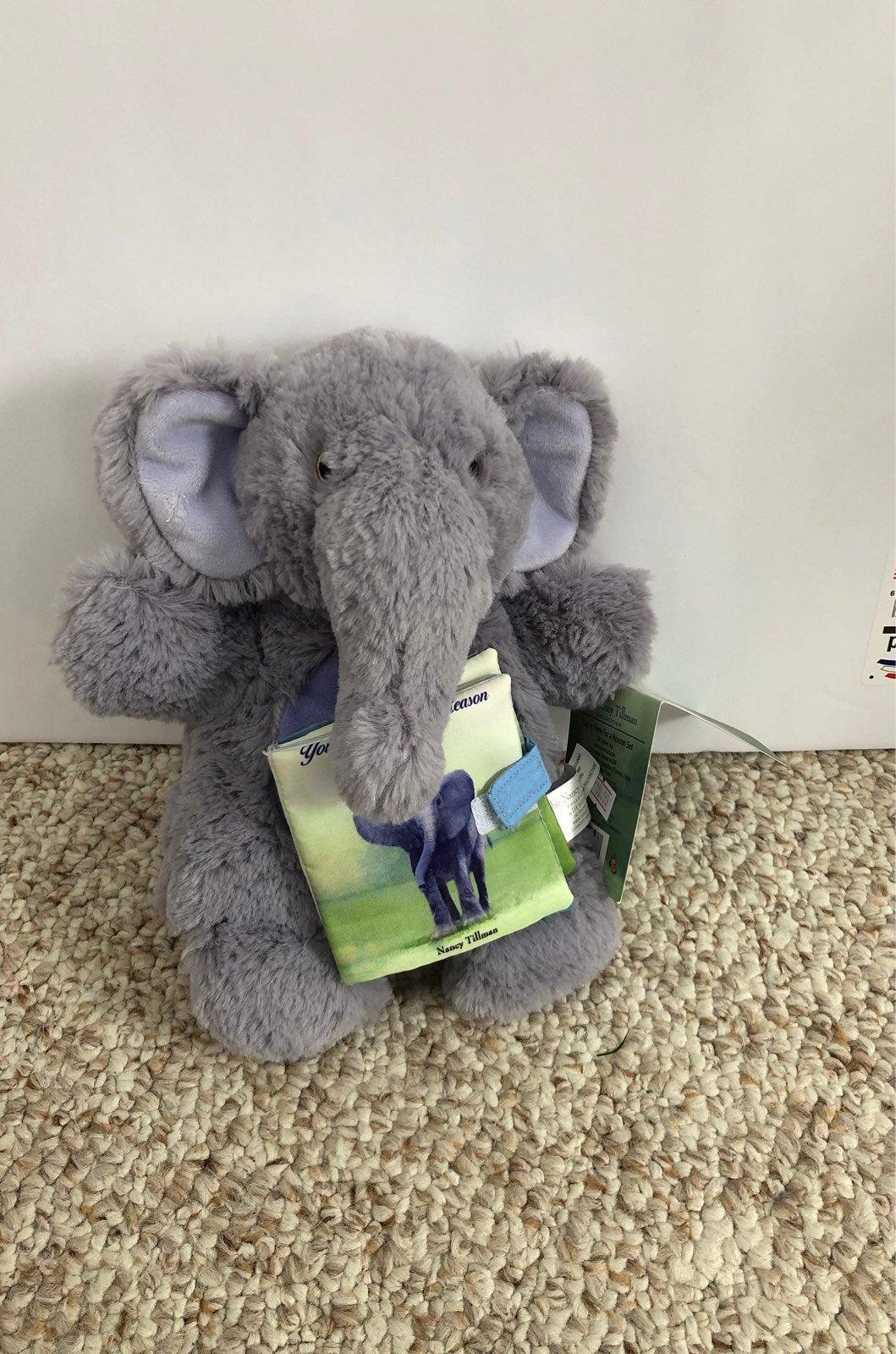 nancy tillman book and puppet