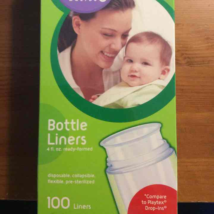 Bottle Liners 4 fl. Oz ready formed