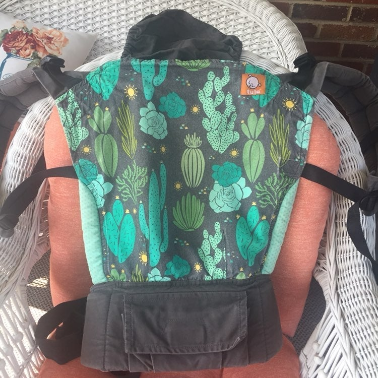 Cactus Tula baby carrier