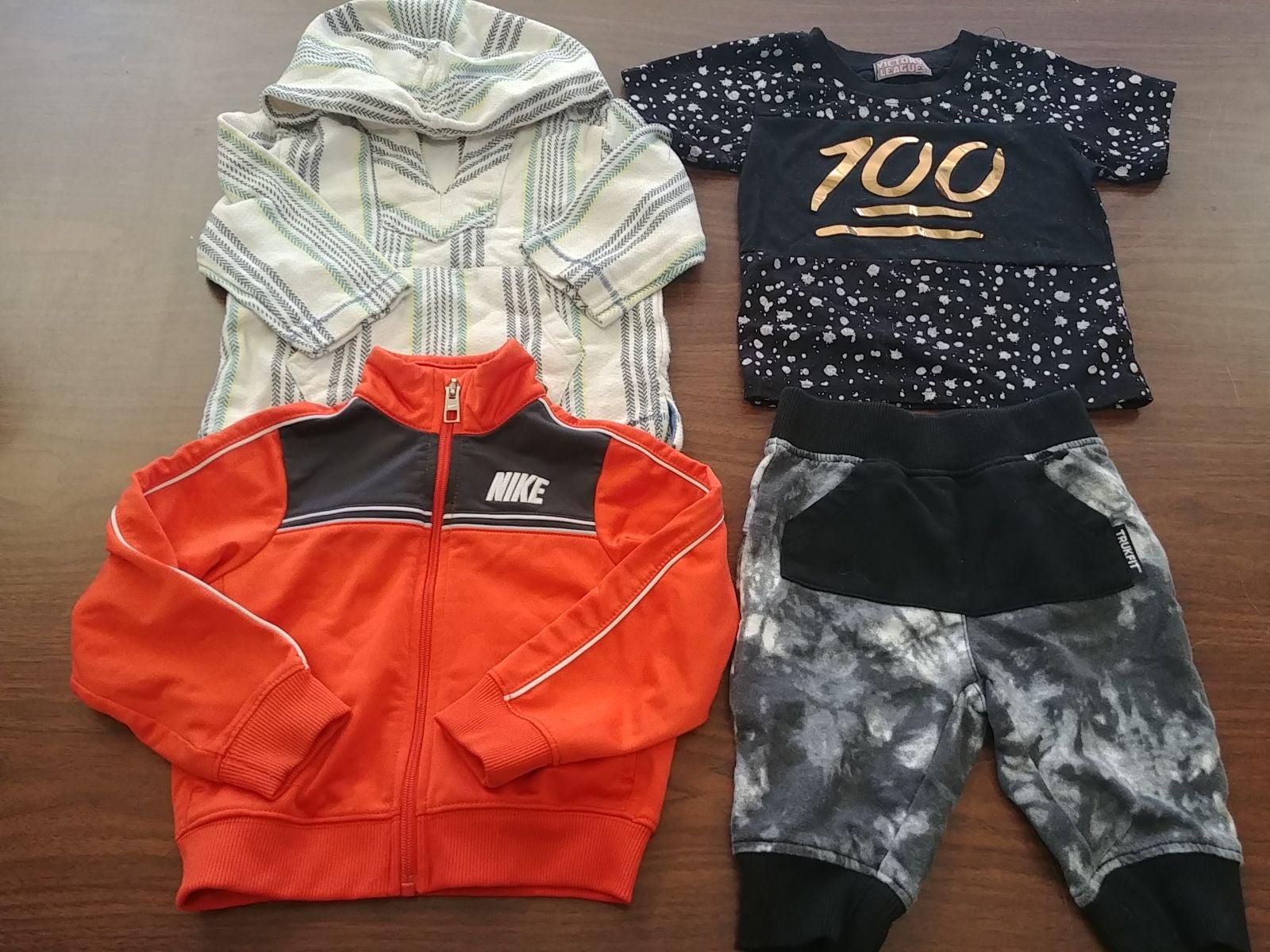 Boys 2T Clothing Lot (w2t3)