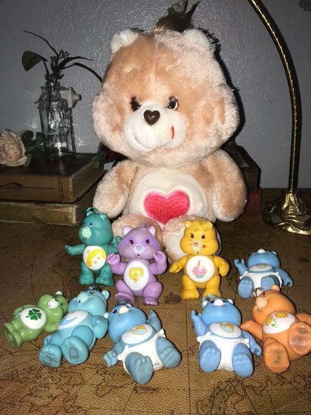 Vintage Care Bear Lot