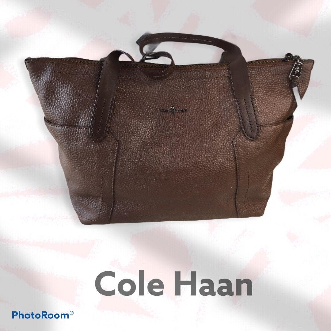 Cole Haan Parker A Zip Top Shopper