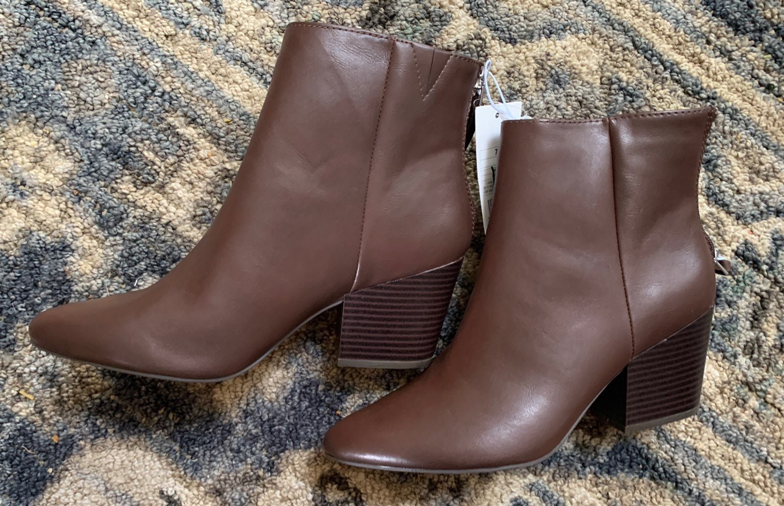 A New Day Ankle Boots