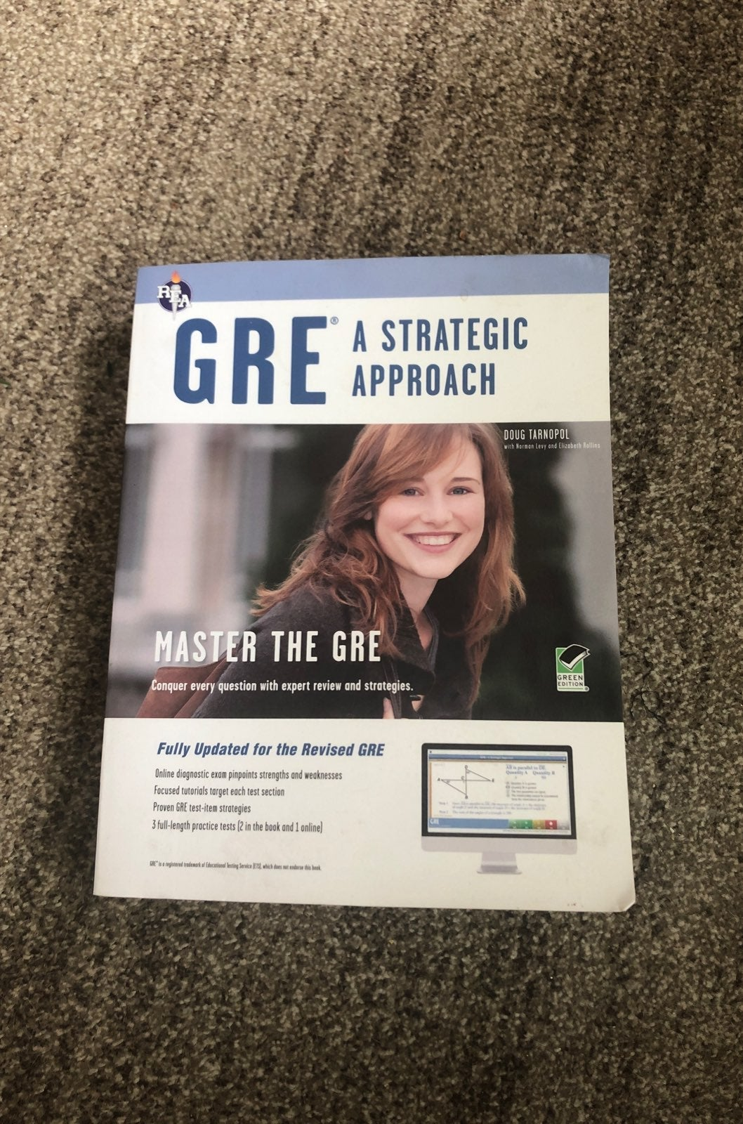 GRE - A Strategic Approach