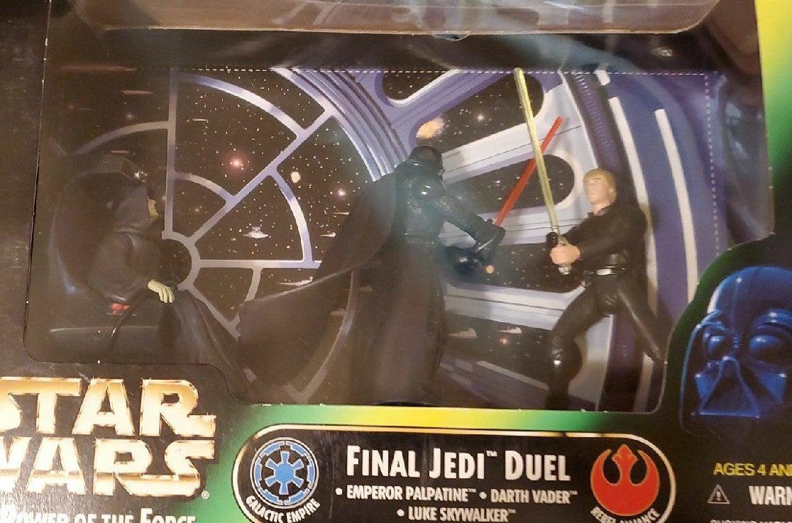 1997 Star Wars Final Jedi Duel