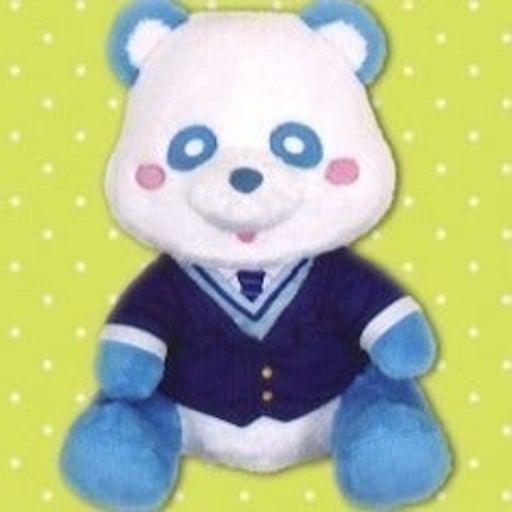 AAA panda school uniform plush