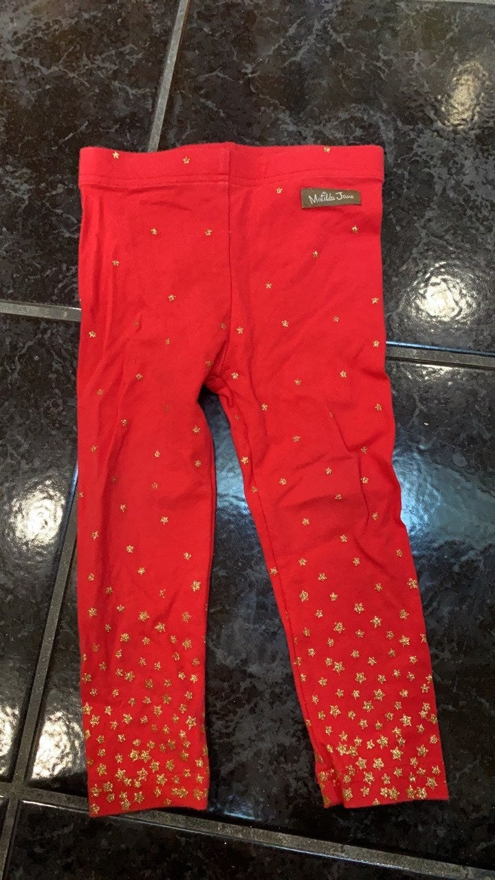 Matilda Jane size 18/24 leggings